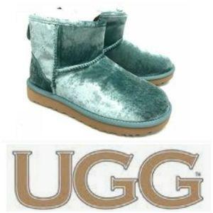 Ugg Classic Mini Velvet Boot